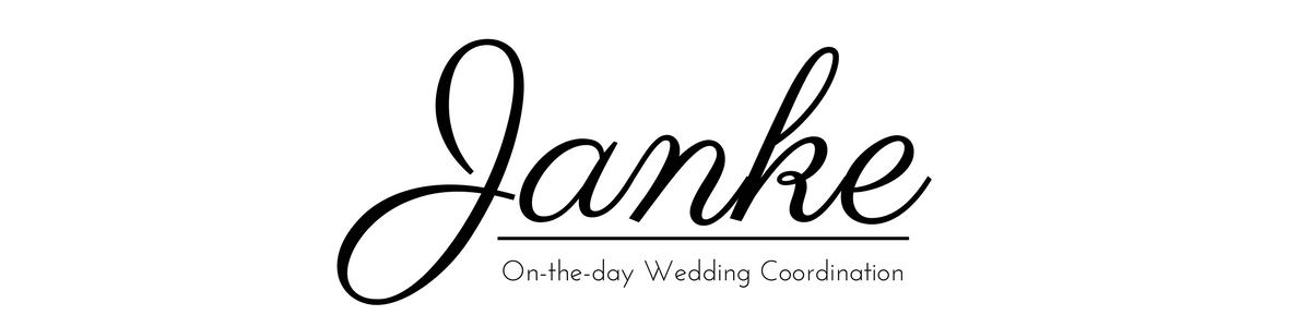 Janke Weddings Logo